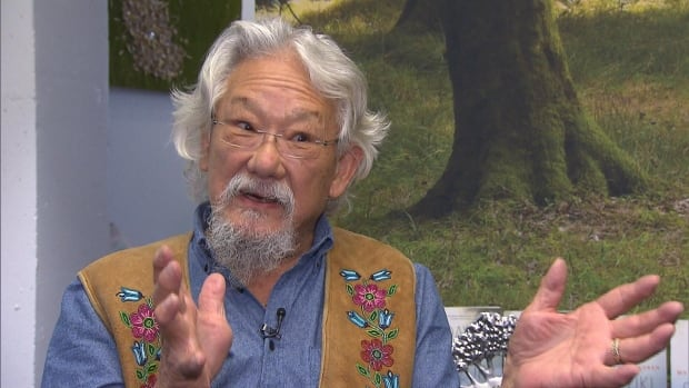 David Suzuki on Donald Trump: 'We've now seen the election of man who believes that climate change is a hoax generated by the Chinese.'