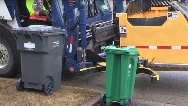 Garbage Collectors on Strike in Mississauga