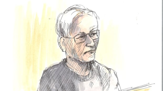 Convicted priest Ron Léger appeared in a Winnipeg court seeking bail on new charges of sexual assault.
