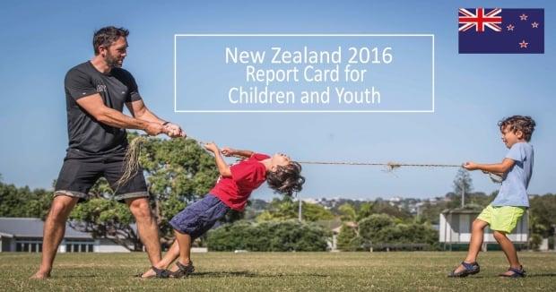 New Zealand report card