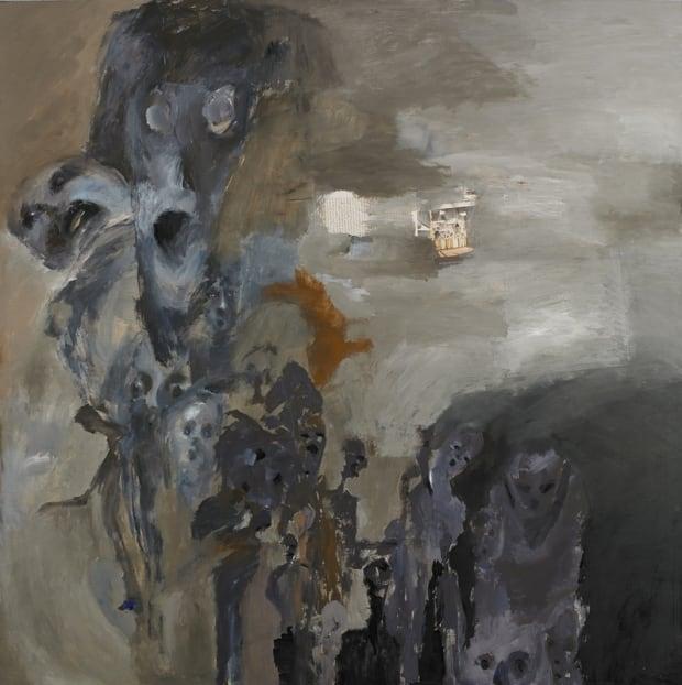 Paria Shahverdi's artwork