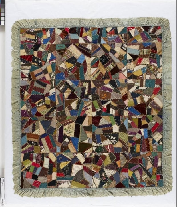 Historic Quilt Stitches Together Confederation Story