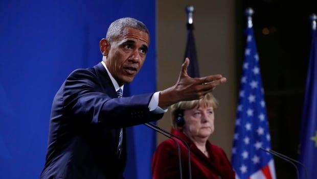 Obama US Germany