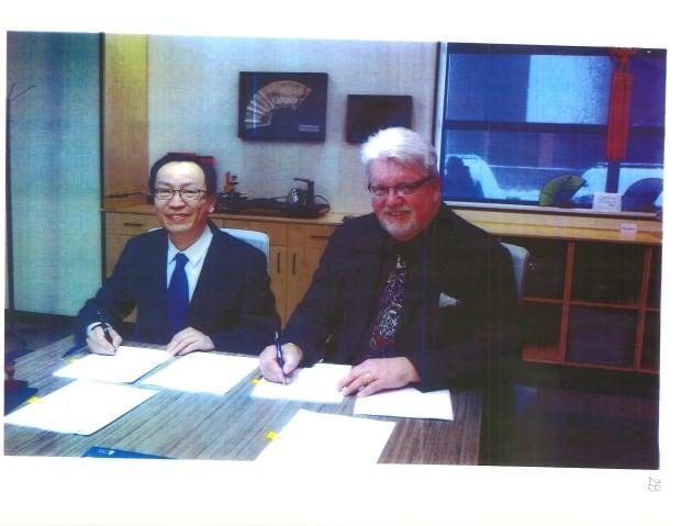 Bryan Richards and Joe Zhou