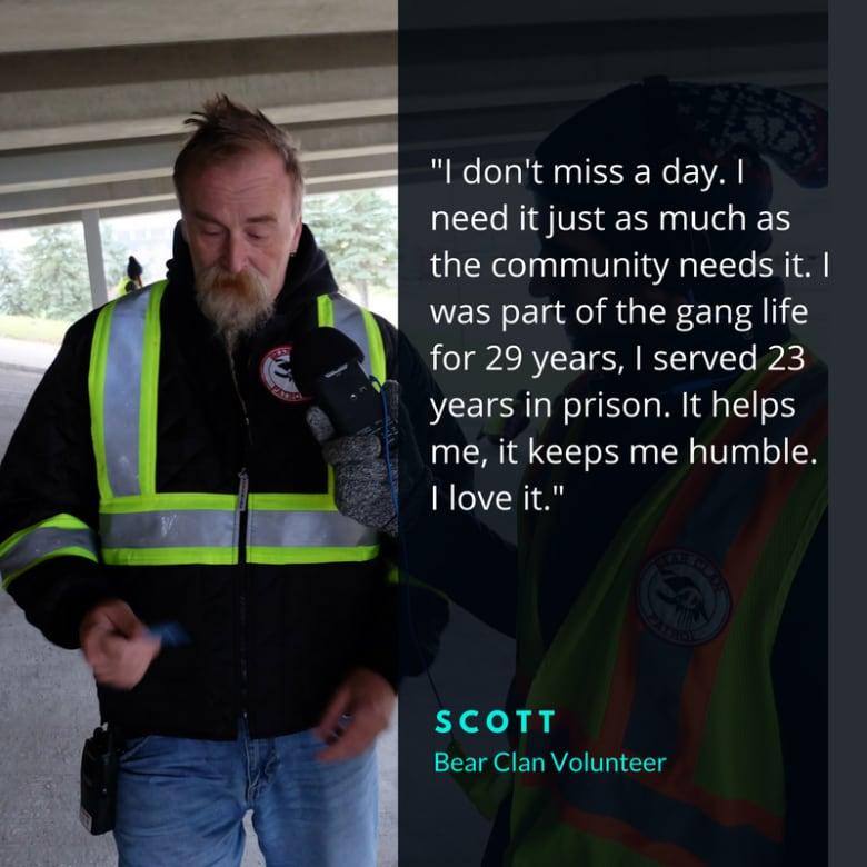 On patrol with the Bear Clan: volunteers keeping Winnipeg's