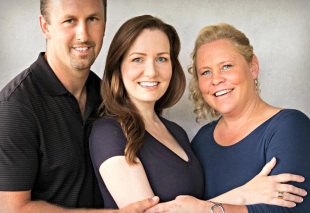 Kevin, Janet and Kathie