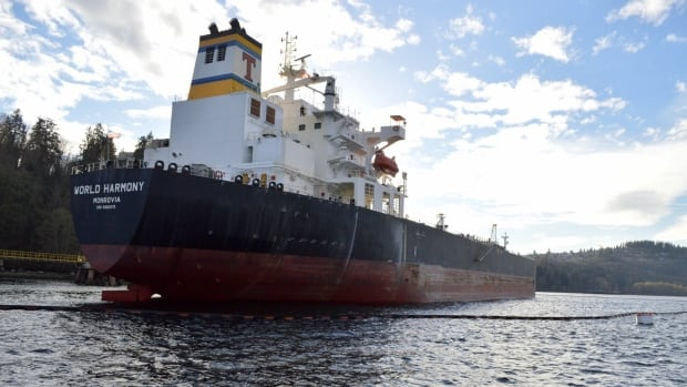 Liberal bill will bar oil tanker traffic from northern BC coast