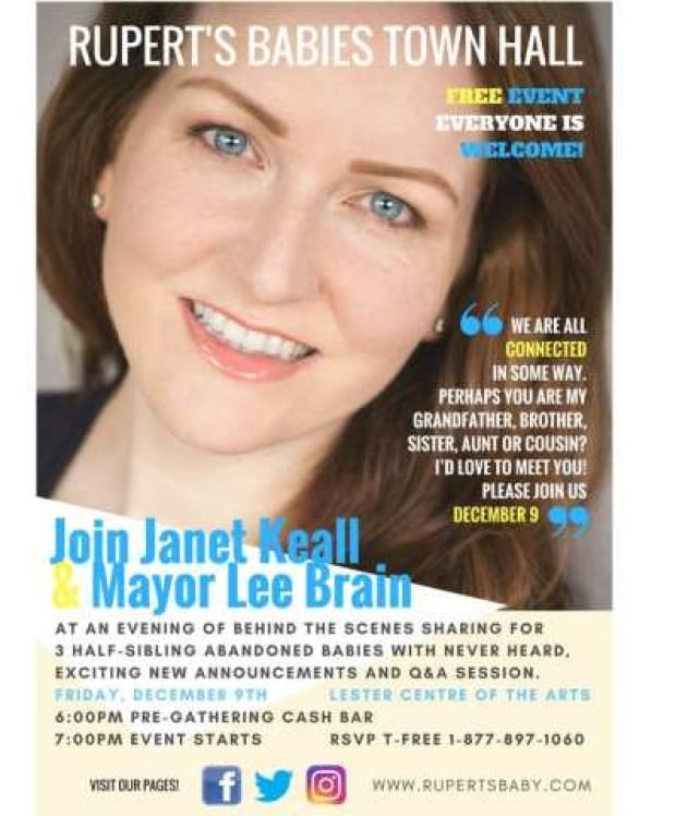 Janet Keall town hall