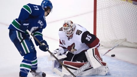 Canucks Complete Comeback, Defeat Coyotes In OT (video)