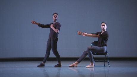 National Ballet School students