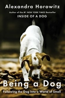book cover: Being A Dog