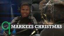 Markees Christmas is Morris from America