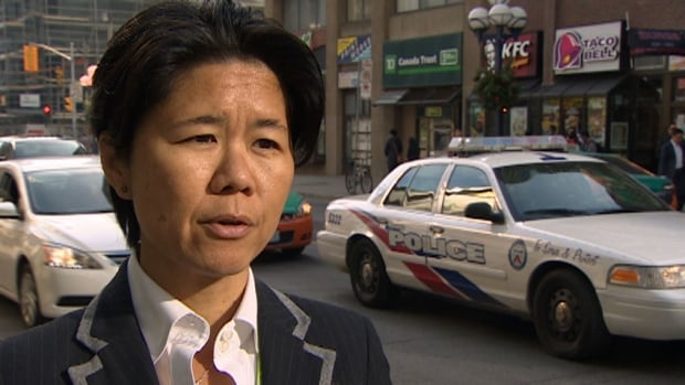 Coun. Kristyn Wong-Tam said the charges stemming from Project Marie should be thrown out. Police, she said, shouldn't have gone undercover to entrap those charged.