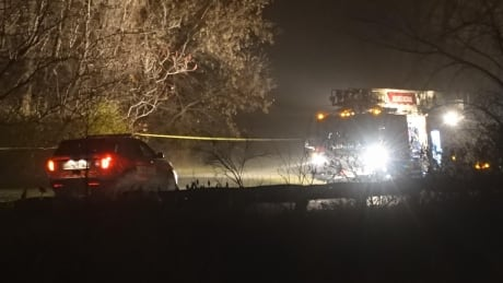 image of body found