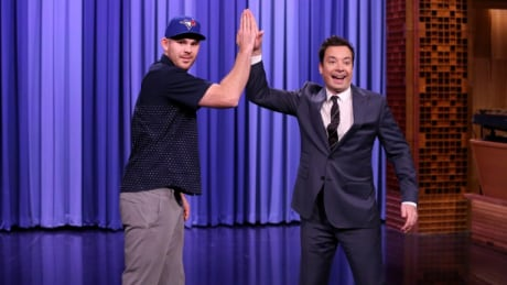 Joe Biagini Jimmy Fallon