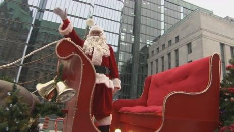 Santa Claus parade ottawa