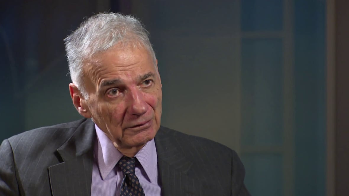 the life and work of ralph nader