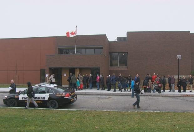 Ottawa Solidarity Gathering Synagogue