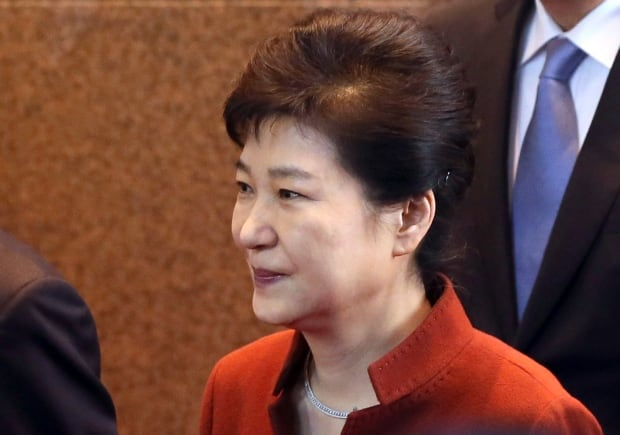 S. Korean prosecutors indict secretive confidante of Park