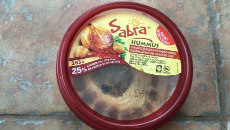 Sabra Hummus recall