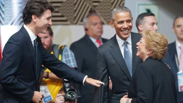 Obama defends legacy at Asia-Pacific summit