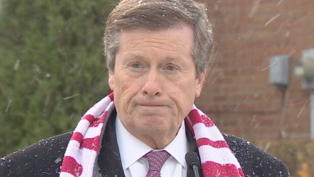 Toronto Mayor John Tory said the city must compare the cost of unionized garbage collection in the east end with what the private sector can provide. 'The best service at the lowest possible cost, that is what we're seeking,' he said.