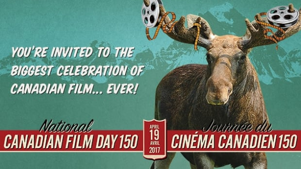 National Canadian Film Day 150 will celebrate Canada's culture across the country