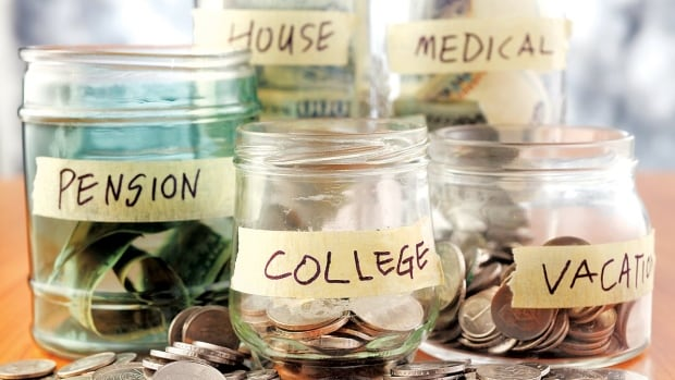 Some of the suggestions about saving up for surprise costs included keeping a money jar system.