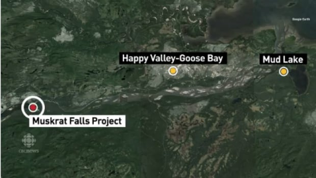 There are four communities downstream from Muskrat Falls.