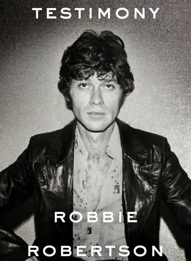 Robbie Robertson's memoir