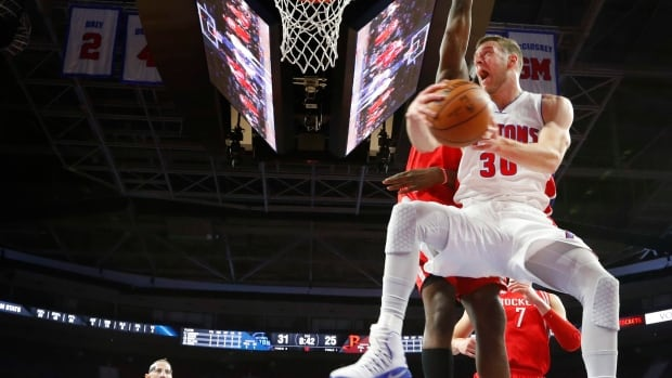 Harden scores 28 for Rockets in 99-96 win over Pistons