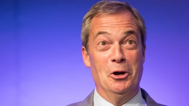 In a recent TV appearance, Nigel Farage, the former leader of the UK Independence Party, floated the idea of a second Brexit referendum.