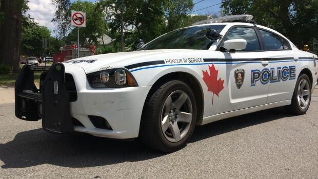 Windsor police evacuate Walmart, arrest man for making death