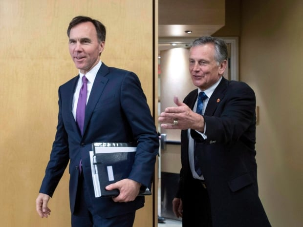 Morneau Committee 20160607