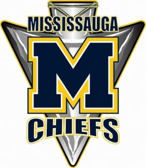 New Mississauga Chiefs Logo
