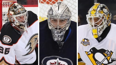 NHL Goaltending 'becoming A Young Man's Game'