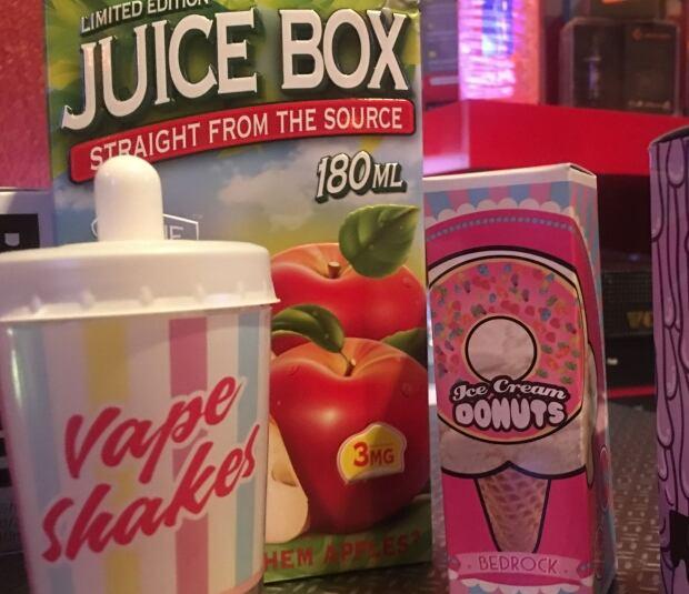 Vape flavours Toronto shop