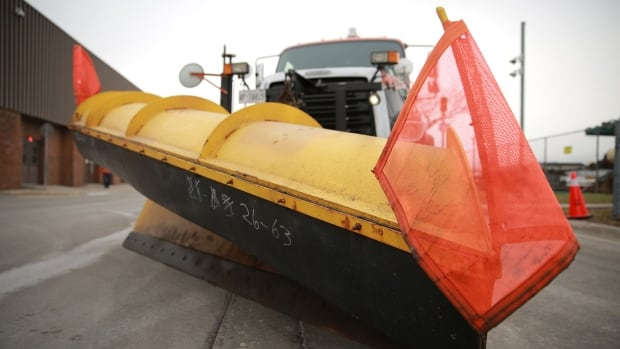 The City of Toronto will employ 600 snowplows, 300 sidewalk plows and 200 salt trucks to help keep the roads and sidewalks safe and passable during the winter season.