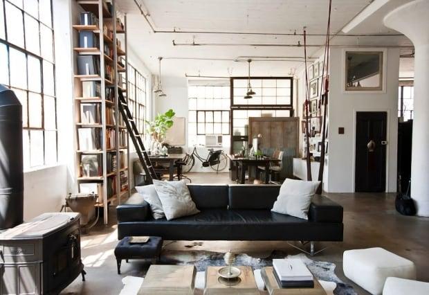 design personality - urban loft