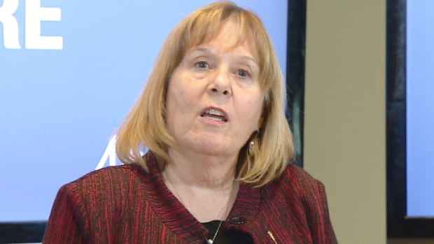 Energy Minister Marg McCuaig-Boyd says it's an exciting time in the renewable energy sector as places like Alberta make big moves in that direction.