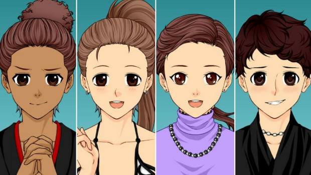 The Grand Prix figure skating circuit makes its way to Japan this weekend, and in honour of that we've reimagined some of the competing skaters as anime characters.