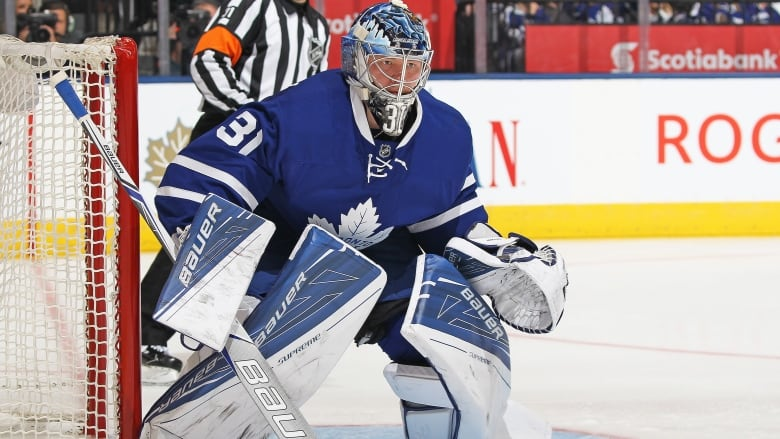 The Rise Of Maple Leafs Goaltender Frederik Andersen Cbc Sports