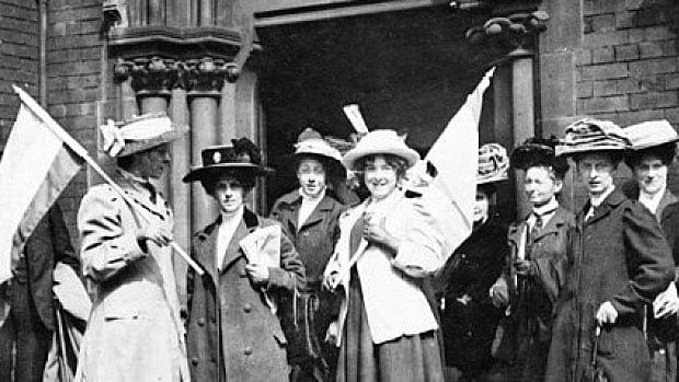 In Sept. 1916, British Columbia held a referendum asking whether women should be allowed to vote.