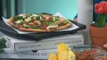 Virtuous Pie's Kim Jack pizza