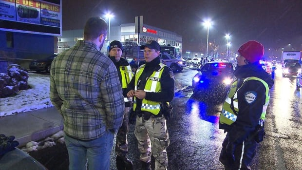 Police set up roadside checkpoints each year during annual holiday crackdowns on impaired driving.