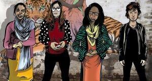 Priya's Mirror heroes
