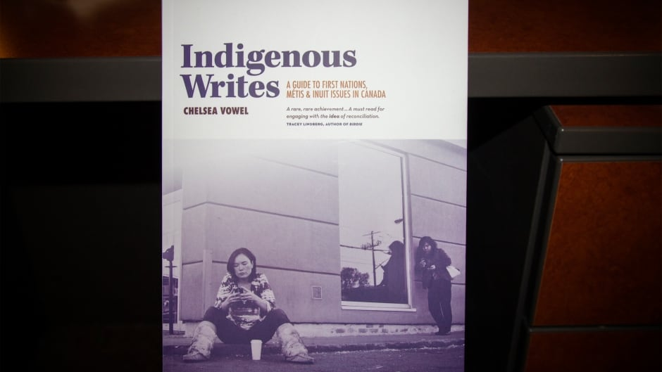 Indigenous Writes is the latest book by lawyer and author Chelsea Vowel.