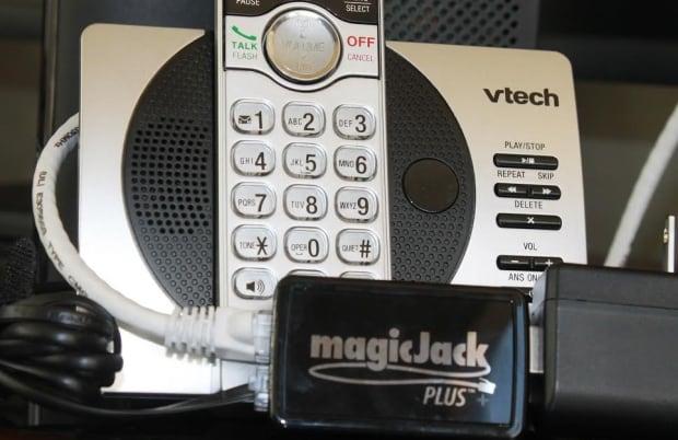 magicjack home phone