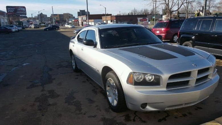 The  Dodge Charger That Was Traded For Another Car In A Mcdonalds Parking Lot Supplied