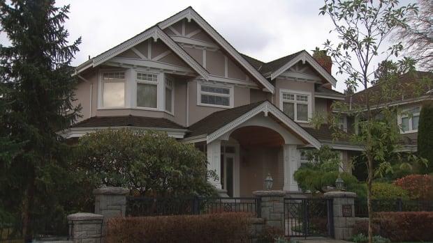 Pei Jia Li's house